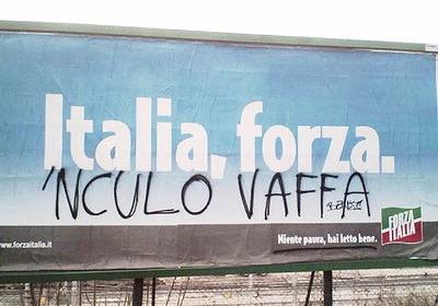 Berlusconi Forza Italia elezioni politiche 2006