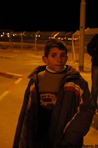 ragazzo palestinese